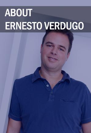 About Ernesto Verdugo