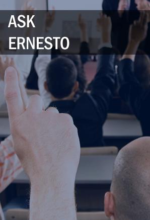 Ask Ernesto