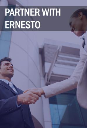 Partner with Ernesto