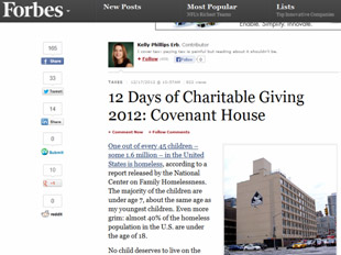 12 Days of Charitable Giving