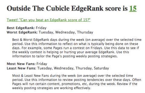 edge rank score