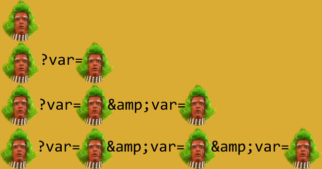 Oompa Loompas with query text.