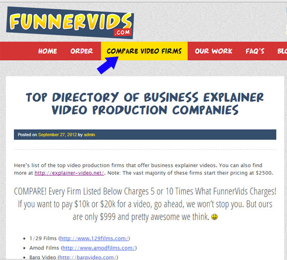 funnervids-compare-video-firms